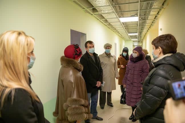 В Таганроге продолжается капитальный ремонт медицинских учреждений