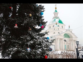 Проповедь владыки Вадима в Спасо-Яковлевском монастыре. 8 января 2021 года