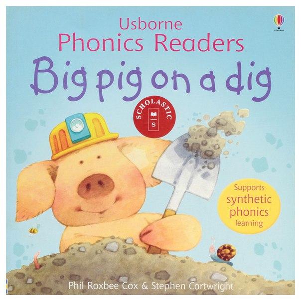 #Usborne_Phonics_Readers