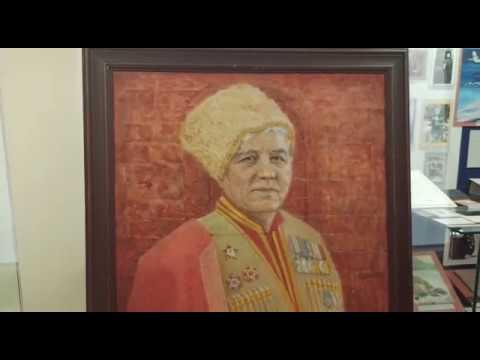 Выставка к юбилею поэта Ивану Фёдоровичу Вараввы