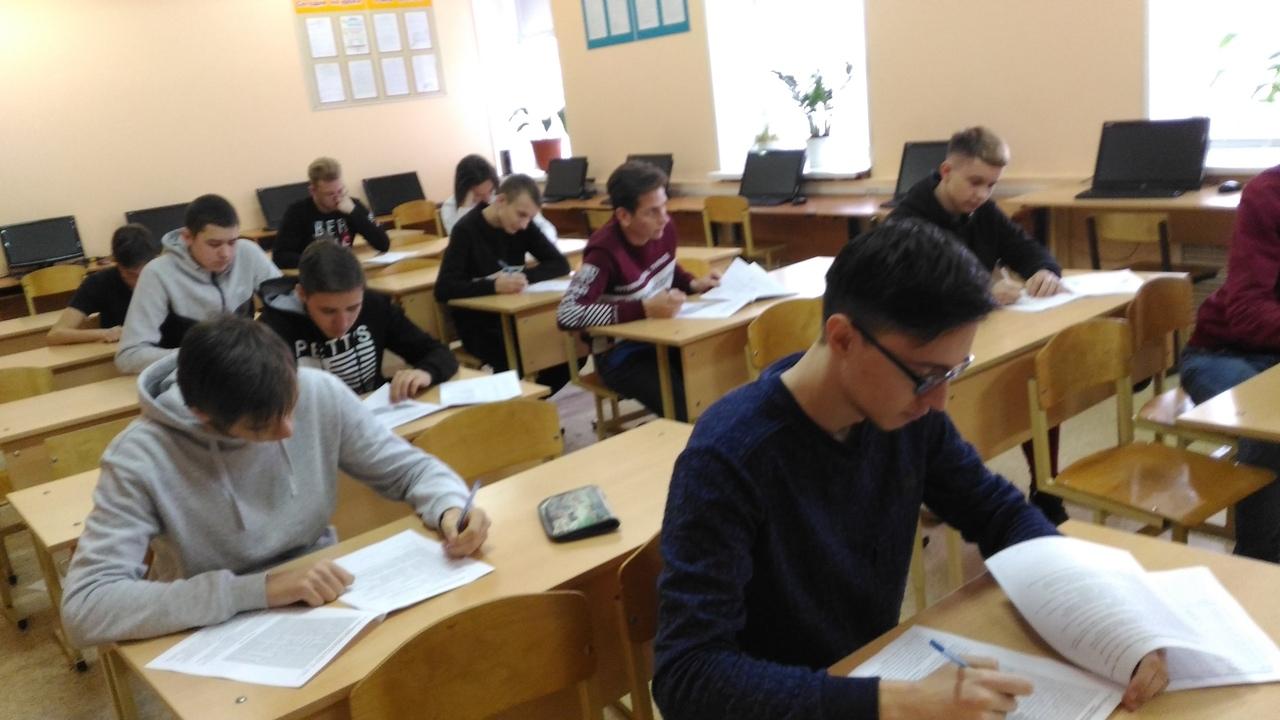 Олимпиада «Знатоки материаловедение» в группах 2 курса СП-2т и ТЭМ-9т.