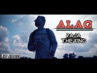 ALAG - RAJA THE KING   BETUL   HINDI HIPHOP SONG 2019   BROTHERHOOD MUSIC