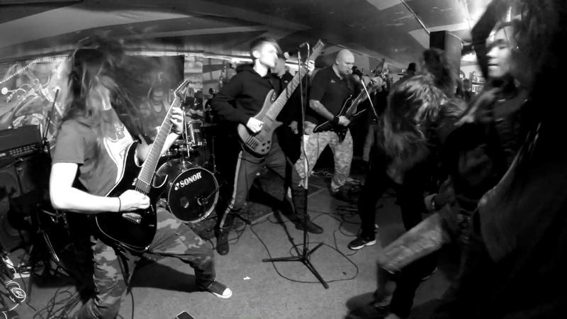 Gutted Bride - Machine (Zapolyar Hardcorepunk Revolt Vol IV)