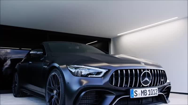 2019 Mercedes-AMG GT 63 S 4-Door - Fastest Four-Door Sedan!-1.mp4