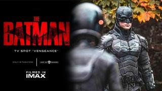 "THE BATMAN TV Spot ""Vengeance"" 4K Concept (2022) Time In A Bottle - Yungblud Version"
