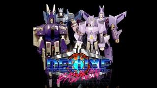 Just Another VS Transformer Thing. G1 VS Henkei VS Combiner Wars VS Kingdom Cyclonus Review!