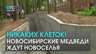 ДОМ-2 или новое технологичное жилище для новосибирских медведей
