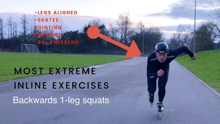 Skating exercises for EXPERTS!