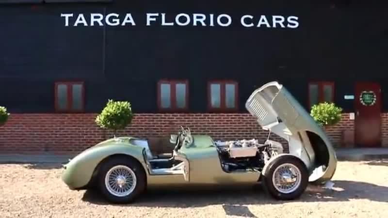 Jaguar C-Type Replica 4.2L 5 Speed Manual for sale in Aston Martin California Gr