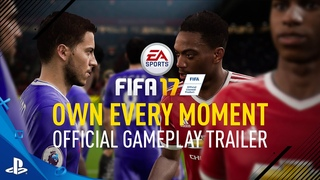 FIFA 17 - Official Gameplay Trailer   PS4