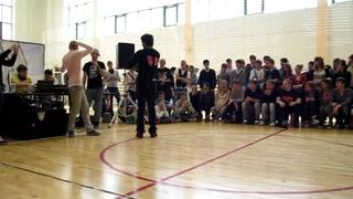 demo jury MAJESTIK & YARUS [VERTIFIGHT IN RUSSIA] by EDDY ELECTRO (II)
