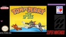 Tom vs Jerry The Chase is On Apr 28 1995 prototype All levels SNES Walkthrough