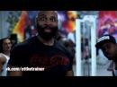 CT Fletcher/Плюшевая Борода-Тренирует Черного Кекса