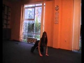 Choreo by Dasha (dubstep)