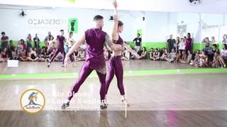 Baila Mundo - Luís e Suellen (Aniversário Pé Descalço Pinheiros)