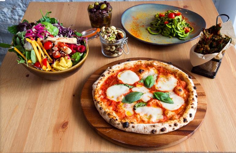 Лучшие вегетарианские рестораны мира, изображение №4