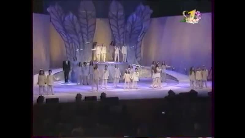 Непоседы Мама первое слово ОРТ 1999 Концерт к 8 марта