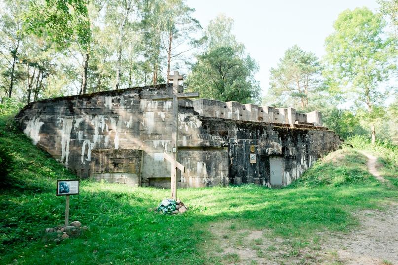 О чём молчит Гродненская крепость. Форт № IV, изображение №3