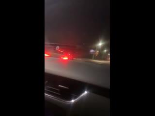 Погоня за BMW в Воронеже