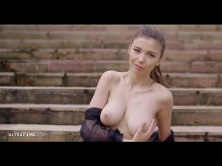 Goddess Mila Azul public masturbation HD