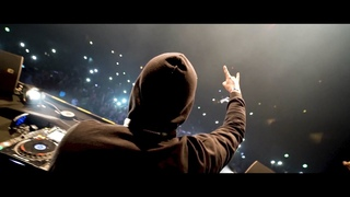 Angerfist & Restrained - You Ain't Real (Official Videoclip)