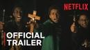 Вампиры против Бронкса Vampires vs. the Bronx - русский трейлер субтитры Netflix