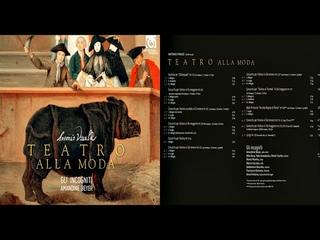 Vivaldi: Teatro alla Moda (Gli Incogniti, Amandine Beyer)