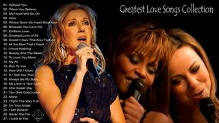 Celine Dion, Mariah Carey, Whitney Houston Greatest Hits - World's best song