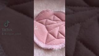 Как сделать вышивку на швейной машине на трикотаже DIY аппликация на футере