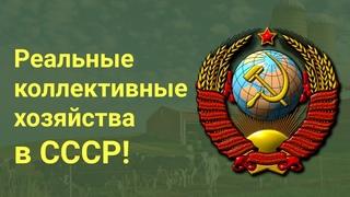 Реальные коллективные хозяйства СССР -  ПРАВДА!!!