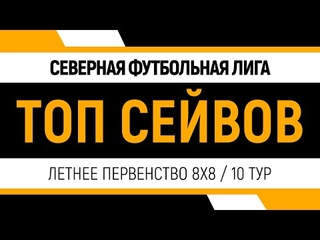 Топ Сейвов. 10 тур. Будапештская