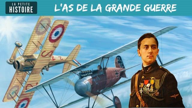 La Petite Histoire Georges Guynemer légende de l'aviation française
