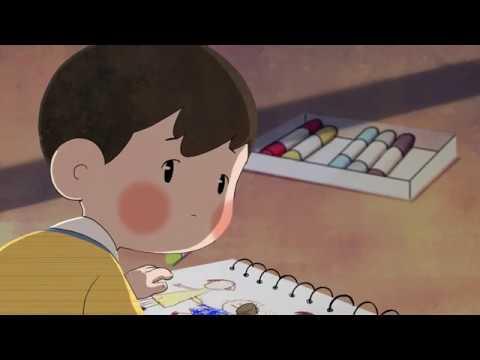 I Will come back(다녀올게)-부모님의 얼굴을 그리려는데 기억이 안나는...-청강 애니메이4