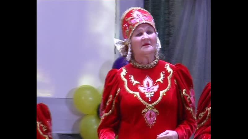 Народный ансамбль русской песни Народный праздник Над Россией моей Иглинский район