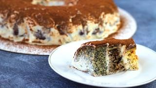 Торт за 15 минут! НИЗКОУГЛЕВОДНЫЙ пп торт Королевский Каприз! Простой рецепт! ПП рецепты БЕЗ САХАРА!