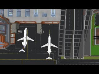 [MakeShift Gang] CRJ-200 Operations | Minecraft | City Server 41 |