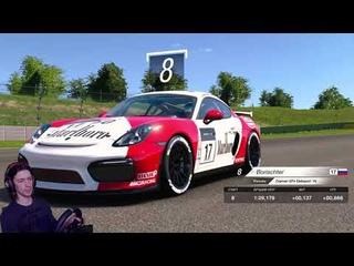 Gran Turismo™SPORT FIA manufacturers round 2 exhibition 2021