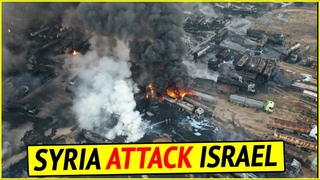 Iran supplies missiles, Syria uses them to attack Israel