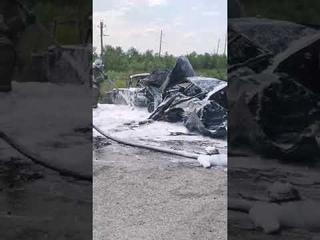 В Марксовском районе в ДТП 1 человек погиб и 4 пострадали