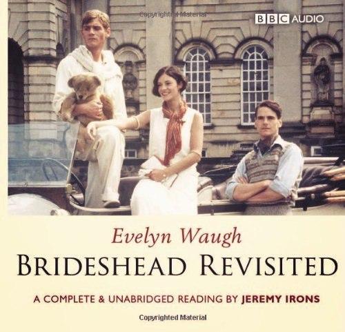 BBC AUDIOBOOKS:  Brideshead Revisited