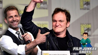 Quentin Tarantino Wants to See the Snyder Cut and Praises Zack Snyder's Fans
