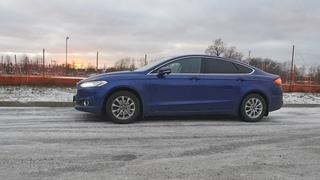 Ford Mondeo ( Форд Мондео ) Езда успешного человека!