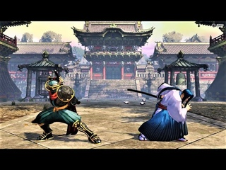 LEVEL 5 Hanzo Hattori VS Ukyo Tachibana Samurai Shodown BATTLE MATCH