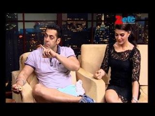 Salman Khan & Jacqueline Fernandez - ETC Bollywood Business - Komal Nahta