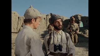 """Совсем озверел черный Абдулла. Ни своих, ни чужих не жалеет. """"Белое солнце пустыни"""" 1969 г."""