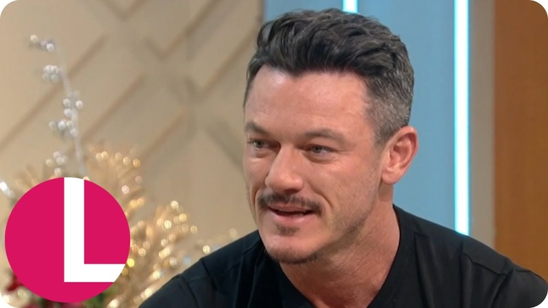 Luke Evans Reveals How His Music Has Helped His Nana with Alzheimer's Lorraine