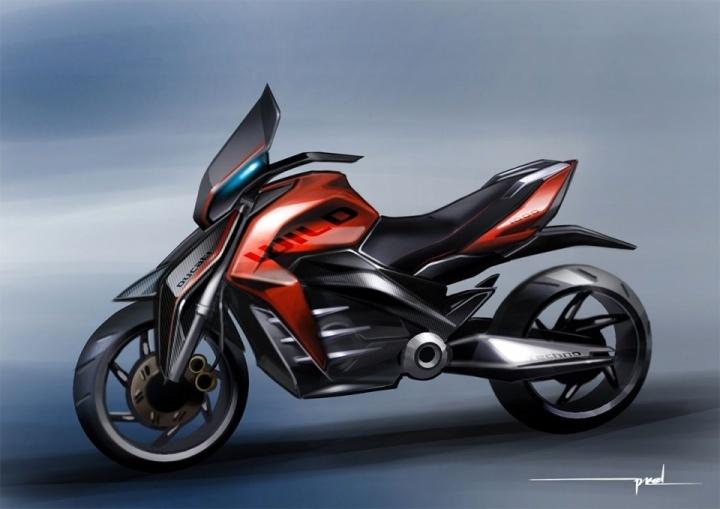 Ducati Multistrada V4 утвердили как модель 2021 года