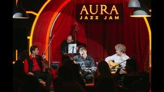 Hot Club of Voronezh - Les Valseuses (live at the Aura Club )