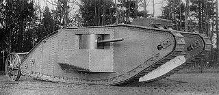 104 года назад, 15 сентября 1916 года, произошла первая в истории мировых войн танковая атака В ходе крупномасштабной наступательной операции англо-французских войск против германских соединений