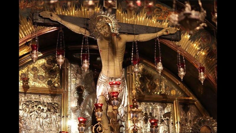 Єрусалим - Храм Гробу Господнього